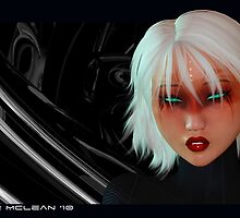 Cyber Assassin: Code Name Ming by Junior Mclean