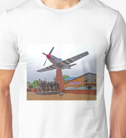 Memorial to the Fallen, Branson, Missouri, USA Unisex T-Shirt