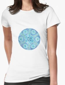 Mandala : Aqua Sea T-Shirt