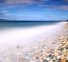 Catacol Beach by jaypeekay