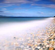 Catacol Beach by jaypeekay
