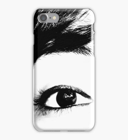 Cemetary Eyes iPhone Case/Skin