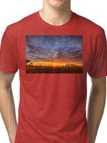 Selinda Sunrise Tri-blend T-Shirt