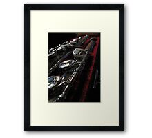 Encased Framed Print