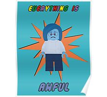 Everything is Awful Poster
