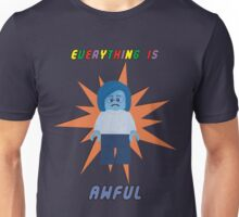 Everything is Awful Unisex T-Shirt