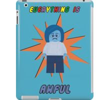 Everything is Awful iPad Case/Skin