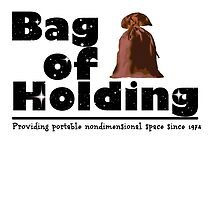 Bag of Holding by ParisDeLaria