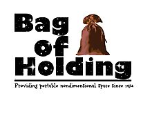 Bag of Holding Photographic Print