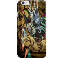 3884 Abstract Male iPhone Case/Skin