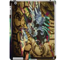 3884 Abstract Male iPad Case/Skin