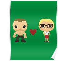 Oliver and Felicity  Poster