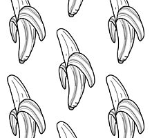 MINIMAL - BANANA by tosojourn