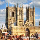 Lincoln Cathedral by Steve Malcomson