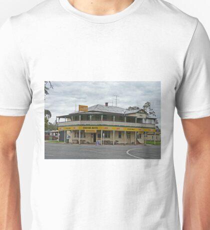 Cooyar Hotel, Queensland, Australia Unisex T-Shirt