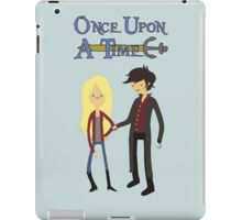 Once Upon An Adventure Time iPad Case/Skin