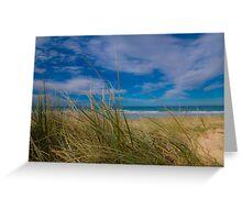 Peregian Beach 3 Greeting Card