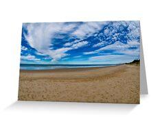 Peregian Beach 5 Greeting Card