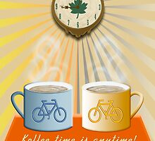 Koffee Time by bicyclegirl