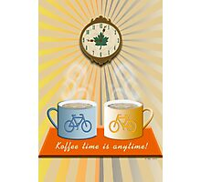 Koffee Time Photographic Print