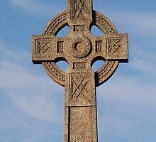 Celtic Cross by Carol Bleasdale