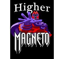 Higher Magneto Photographic Print