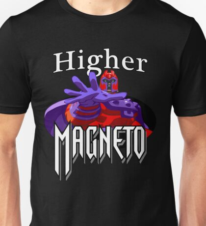 Higher Magneto Unisex T-Shirt