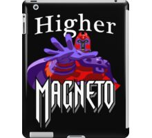 Higher Magneto iPad Case/Skin