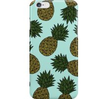 PINEAPPLE - MINT iPhone Case/Skin