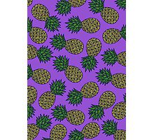 SUMMER EDITIONS - PINEAPPLE Photographic Print