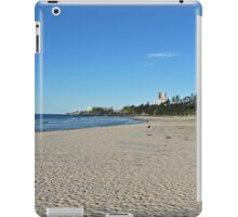 Kirra Beach, Queensland, Australia iPad Case/Skin