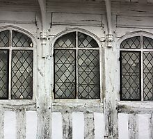 Three Windows by LooseImages