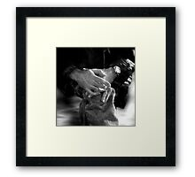The Actor's Interview Framed Print