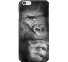 don't mess with me iPhone Case/Skin