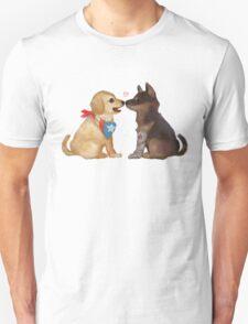 Cap & Bucky T-Shirt