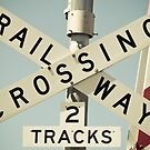 Railway Crossing by makatoosh