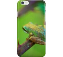 Colourful Froggie iPhone Case/Skin