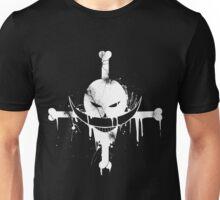 Whitebeard Pirates - white Unisex T-Shirt