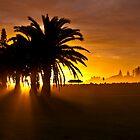 Sunrise at Port MacQuarie  by makatoosh