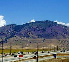 Purple Mountain Majesty by NEmens