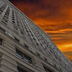 Flatiron Building #1 by Randy Mendelsohn