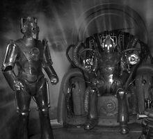 Cybermen by Ladymoose