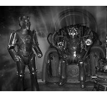 Cybermen Photographic Print