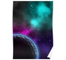 Nebulous Clouds Poster