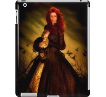 She Waits iPad Case/Skin
