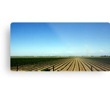 Fruited Plains Metal Print