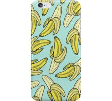 BANANA - MINT iPhone Case/Skin