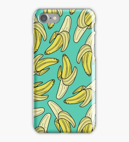 BANANA - JADE iPhone Case/Skin