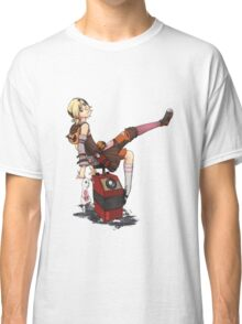 Lady Tina of Blowupyourfaceheim Classic T-Shirt