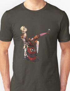 Lady Tina of Blowupyourfaceheim T-Shirt